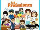 Profesiones y acciones