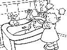 Nos lavamos las manos y prevenimos enfermedades