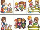 Identificar que las niñas y los niños pueden realizar diversos tipos de actividades y que es importante la colaboración de todos en una tarea compartida, como ordenar y limpiar el salón