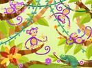 Los monos bubuanos