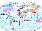 Importancia de las coordenadas geográficas: latitud, longitud y altitud