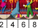 Los números en el circo