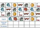Organizar y registrar información en cuadros y gráficas de barra