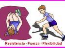 Resistencia, fuerza y flexibilidad