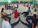 Juegos y ejercicios teatrales