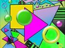 Construyamos figuras geométricas multicolores