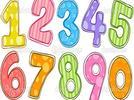 Reconociendo los números
