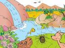 Características del paisaje natural y sus elementos