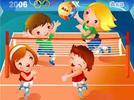 Ejercicios de voleibol para niños