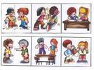 Normas y reglas para niños