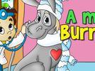 A mi burro le duele…