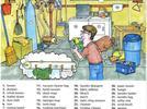 Identificar el nombre de varios utensilios, herramientas y aparatos