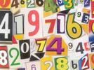 Collage de números