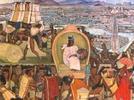 Ubicación temporal y espacial de las culturas prehispánicas, los viajes de exploración, el proceso de conquista y la colonización de nueva España