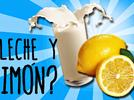 Leche y limón