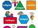 Figuras geométricas para colorear: crear, jugar y aprender