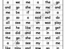 Agrupa las palabras