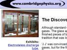 El museo del Laboratorio Cavendish
