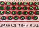 Letras en tapas