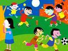 Juegos de exterior para chicos de 5 a 7 años.