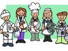 Los oficios y las profesiones