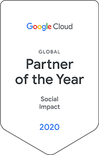 Reconocimiento Google Cloud Partner of the Year
