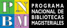 Programa Nacional de Bibliotecas Magisteriales