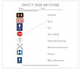 1-8-2+Safety+Sign+Matching+Worksheet.png